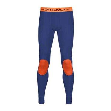 cbcdb1370 Pánske funkčné spodné nohavice ORTOVOX Merino Rock´n Wool Pants - Think  Bigger