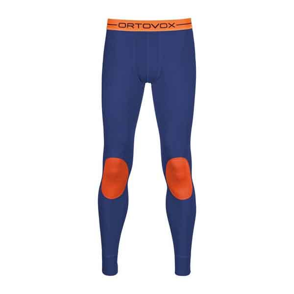 31d969720222 Pánske funkčné spodné nohavice ORTOVOX Merino Rock´n Wool Pants