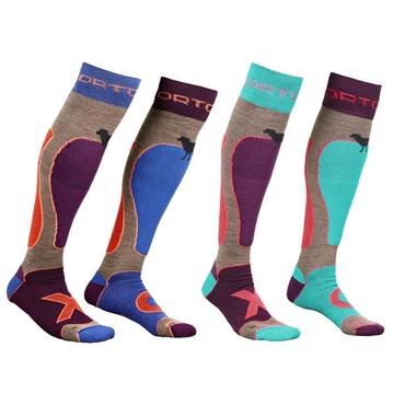 cb70613d55c Funkčné merino ponožky ORTOVOX Ski Rock´n Wool Socks - Think Bigger
