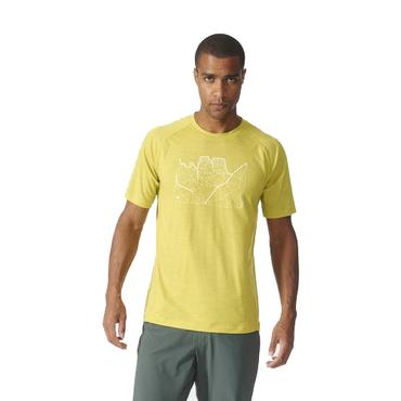 Pánske merino tričko adidas WOOL GRAPHIC TEE - Think Bigger 9ee8c488db4