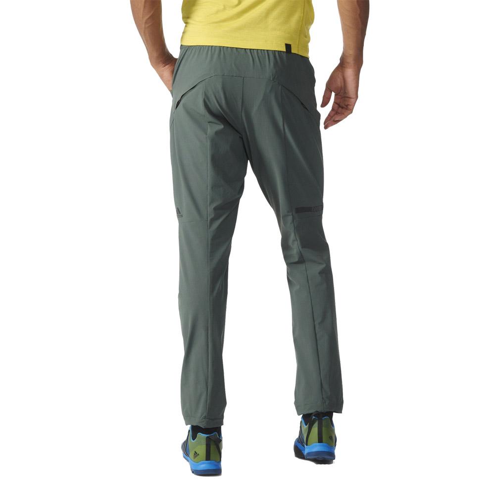 c697d2bee579 Pánske outdoorové nohavice adidas TERREX SOLO